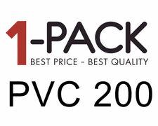 1-PACK PVC 200