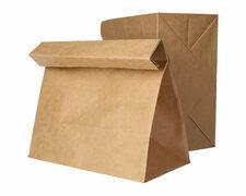 Papierbeutel Kraftpapier