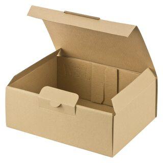 Warensendung Versandkarton LARGE, extra stabil, 200x150x74mm, braun