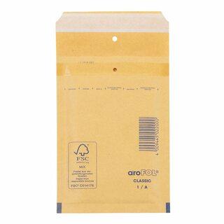 AROFOL CLASSIC Luftpolstertasche  1/A-11, 100x165mm, für A6+, braun