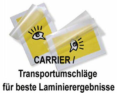 Carrier / Transportumschläge für Laminierfolien bis ...
