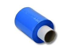 Bündelstretchfolie 100 mm 23my DUNKELBLAU, Kernlänge 140 mm, 150m