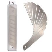 Ersatzklingen Abbrechklingen für Schneidemesser Cutter 18x100mm, 10 Stück