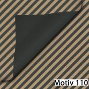 Geschenkpapier Exclusiv DUO zweiseitig beidseitig  70 cm x 200 m | Motiv 110