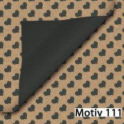 Geschenkpapier Exclusiv DUO zweiseitig beidseitig  70 cm x 200 m | Motiv 111