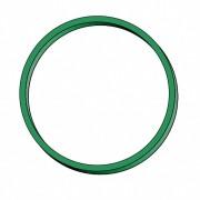Gummiringe Gummibänder Ø  40mm, 1 mm in grün, ca. 190 Stk., 50 gr.