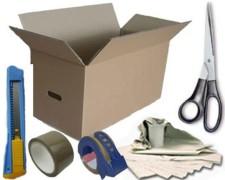 Umzugskarton-Vorteils-SET Home&Office Premium 68 tlg.