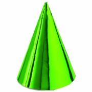 Papierhüte für Karneval, Fasnacht, Maskenball, Kindergeburtstag, 6 Stk.
