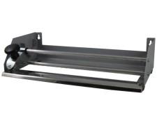 Sicherheits-Folienabrollgerät mit rotierendem Schneidkopf, für 60cm breite Folie