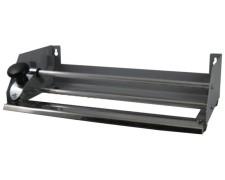 Sicherheits-Folienabrollgerät mit rotierendem Schneidkopf, für 30cm breite Folie