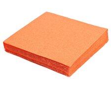 Servietten 24 x 24 cm 1/4 -Falz, 2-lagig orange, 250 Stk.