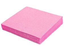 Servietten 33 x 33 cm 1/4 -Falz, 2-lagig rosa,  50 Stk.