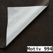 Geschenkpapier Special Giftwrap DUO  30 cm x 200 m   Motiv 994 metallic