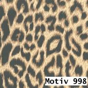Geschenkpapier Special Giftwrap  70 cm x 200 m | Motiv 998 Leopard