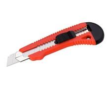 Profi-Schneidemesser Cutter, mit Metallführung, stabil, 18mm Klinge