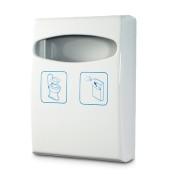 BulkySoft Toilettensitzauflagenspender für max. 200 Stk.