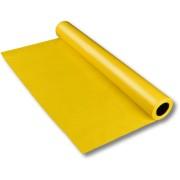 LDPE-Folie Dekofolie Tischdecke, gelb opak, 2300mm x 50m, 100my