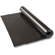 LDPE-Folie Dekofolie Tischdecke, schwarz opak, 2300mm x 50m, 100my