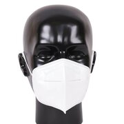 Atemschutzmasken FFP2 (EN 149:2001+ A1:2009) mit Nasenbügel Ohrschlaufe, 10 Stk.