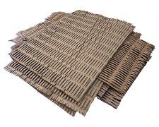 Füllmaterial Polstermatten Wellpappe Kartonage Shreddermaterial Recycling 15kg