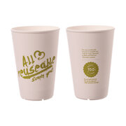 Mehrweg Heißgetränkebecher Kaffeebecher Coffee to go All Reuseable 300ml