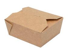 Menübox Lunch-Box, 500 ml, Green by Nature, 110x90x50 mm, 50 Stk.