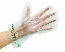 Biologisch Abbaubare und Kompostierbare Handschuhe aus Maisstärke M, 100 Stk.