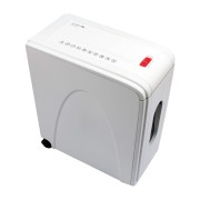 Olympia PS 58 CC  Aktenvernichter Partikelschnitt 10 Blatt oder Kreditkarte weiß