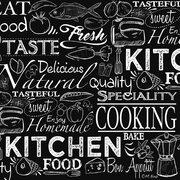 Motivservietten 3-lagig 33x33cm FSC Kitchen Fresh Food Quality, 20 Stk.