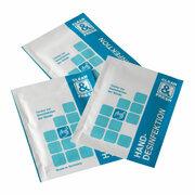 Desinfektionstücher Clean & Fresh 14 cm x 19 cm weiss,  50 Stk.