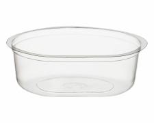 BIO Einsatzbecher, transparent, aus Bio-Kunststoff (PLA), 100 ml, 50 Stk.
