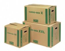 progressCARGO CARGOBOX XXL - Umzugskarton Transportkarton, 750x420x440mm