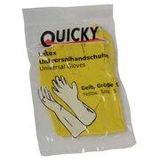 Haushaltshandschuhe Universalhandschuhe gelb aus Latex Gr. S, 1 Paar
