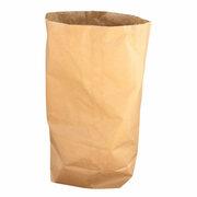 Papier Bio Müllsäcke  30 L,  45 x 60 + 20 cm, 2-lagig - stark, braun,  5 Stk.