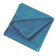 Müllsäcke 240 l mit Seitenfalte 650 + 550 x 1350 mm, T80  blau,  10 Stk.