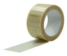1-PACK Packband Klebeband PVC-200, 50mmx66m, Low Noise, transparent