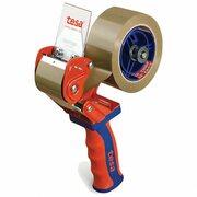 TESA Handabroller 6400 COMFORT - professioneller Handabroller bis zu 50mm