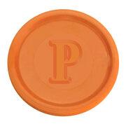 Pfandmarken orange, 100 Stk.