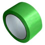 1-PACK Packband Klebeband Markierungsband, PP, 48 mm x 66 m, grün