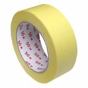 Kreppband Kreppklebeband Abdeckband CLASSIC, gelb, 38mm x 50m