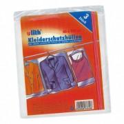Kleiderschutzhüllen Kleidersäcke 65 x 100 cm transparent, 3 Stk.