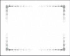 Tischset Platzset aus Papier 30 x 40 cm, weiß, 200 Stk.