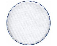Tassendeckchen Tassenuntersetzer, rund, weiß, Ø 9 cm, 1000 Stk.