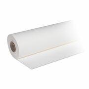 Tischdecke Tischtuch Premium Airlaid 1,2m x 25m stoffähnlich, hochwertig, weiß