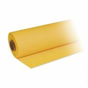 Tischdecke Tischtuch Premium Airlaid 1,2m x 25m stoffähnlich, hochwertig, gelb