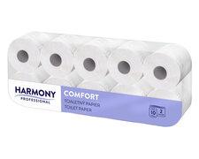 Toilettenpapier weiß 2-lagig Harmony Professional, 200 Blatt, 10 Stk.