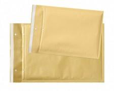 BUDGET Luftpolstertaschen 4/D-14, 180x265mm, passend für A5, braun, 100 Stk.