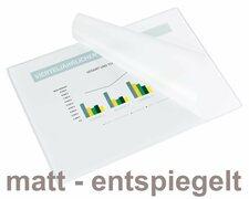 Laminierfolien A5, 154 x 216mm, 2x75/80mic matt/entspiegelt, 100 Stk