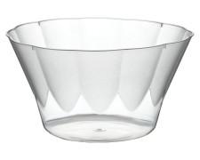 Eisbecher PS rund 600 ml Ø 14 cm | Höhe 7,6 cm glasklar ROYAL 110 Stk.