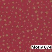 Weihnachtsgeschenkpapier Weihnachtspapier  30 cm x 200 m   Motiv 074